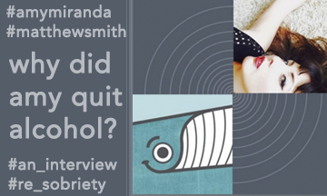 Podcast: Why Did Amy Miranda Quit Alcohol?